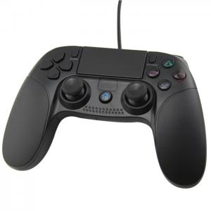Quality Dual Vibration Wired Ps4 Controller , Usb Joystick Controller Plastic Material for sale