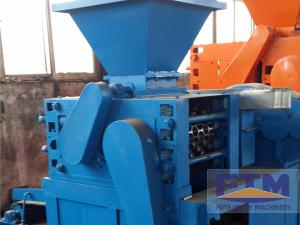 China Factory Directly Sales Coke Powder Briquette Machine on sale