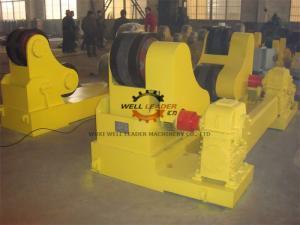 China Self Adjustment Welding Rotator For Turkey Market 10 20 40 60 Ton on sale