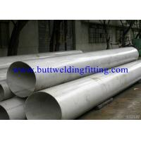 China 2 Inch Sch40Large Diameter Stainless Steel Pipe ASTM A790 S31803 UNS S32750 For Transport on sale