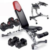 Dumbbell Stand Use With Both The 1090 And 552 Dumbbells