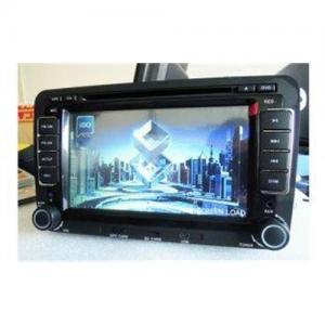 China Multimedia GPS Car Navigation DVD Player with Digital / Analog TV for GOLF V / Passat B6 on sale