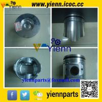 excavator engine parts Yanmar 4TNV98 piston YM129903-22090 piston ring 129907-22050 full overhual gasket kit 729903-9269