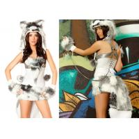 Customized Sexy Party Adult Costumes Furry Husky New Fancy Animals Carnival