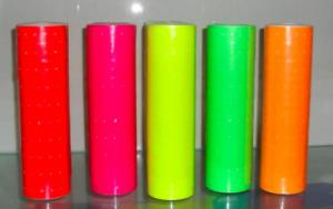 China Colorful and good quality  fluorescent pigment for leather ,film, textile and cosmetic on sale
