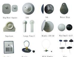 China EAS accessories hard tags for sale on sale