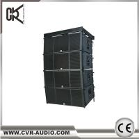 China Professional audio column line array speaker pro sound system+musical instruments on sale