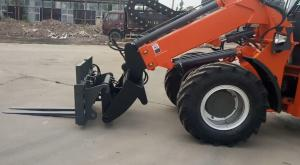 China caterpillar tractor wheel loader for sale on sale