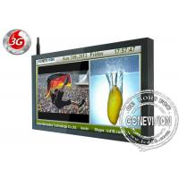 16.7M Color 42 inch wifi digital Signage with DMB Software System Wall Mount LCD Display