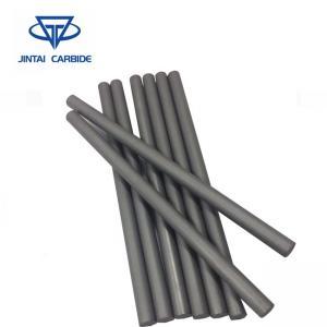 China HIP Sintering Tungsten Carbide Rod Wear Resistance Tungsten Bar For Precision Cutter on sale