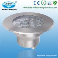 304 Stainless Steel recessed installation led pool lights 6W 9W 12W 18W 24W available