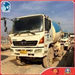 2007 caminhão do misturador concreto de Japão HINO 500 do ano