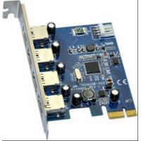 4 Port USB3.0 PCI-express Card
