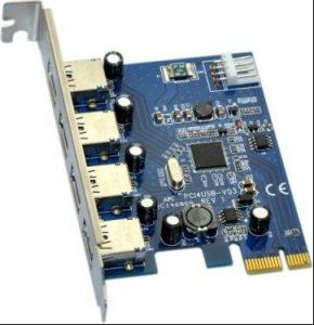 China 4 Port USB3.0 PCI-express Card on sale