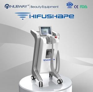 China Newest slimming HIFUSHAPE ultrasound system body shaping hifu beauty machine on sale
