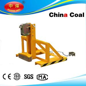 China forklift drum lifter/manual drum lifter/ oil drum lifter on sale