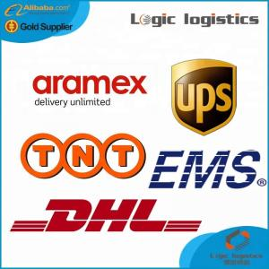 China Direct Weekly DHL Express Delivery Service With Palletizing Services on sale