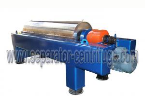 China Sludge Dewatering Decanter Centrifuge Wastewater Treatment Plant Equipment on sale