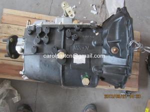 China Foton Truck Spare Parts Gear Box 1051 1105117100003 on sale