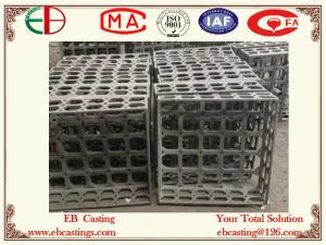 China Heavy Section Square Loading Baskets for Tempering Furnaces EB22199 on sale