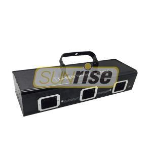 China 3 Head Pattern Laser Light Bar 40W Sound Active , TTL Modulation Signal on sale