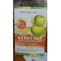 China Organic Herbal Weight Loss Pills / Adult Berry Fat Loss Tablets No Side Effect on sale