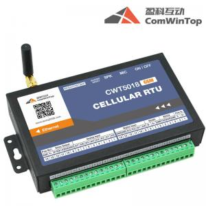 China Industrial IOT Gateway Device For M2M Internet Of Things With Optional Battery on sale