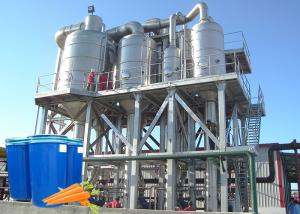 China Industrial Carrot Processing Line /  Energy Saving Fruit Puree Processing Line on sale