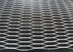 Rustproof Raised Expanded Metal Mesh Well Erosion - Resisting 1.2m Width