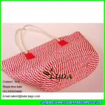 China LUDA 2016 new fashion paper straw handbag wholesale