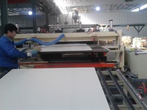 China Outdoor Advertising PVC Waterproof Foam Board Custom Printing 3mm High Precision on sale