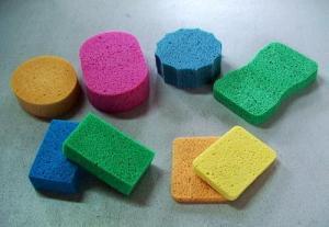 China Bath Sponge / Cellulose Sponge on sale
