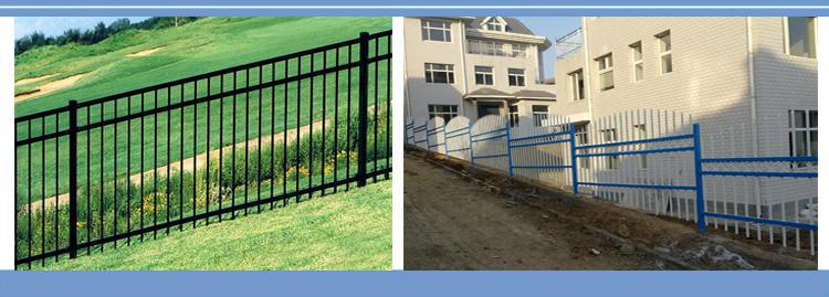 Hot sale garrison fence (factory, ISO 9001 certificate ) for