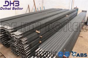 China Welding Finned Tube Boiler Heat Exchanger , Fin Tube Boiler High Frequency on sale