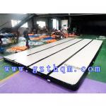 China Gymnastics tumble trak for sale inflatable air mats for tumbling sports tumbling gym track wholesale