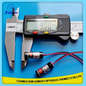China 520nm 532nm 1mW 5mW 10mW Green Laser Module Dot Line Cross 9*23mm,10*30mm,12*40mm,16*70mm or Customer Size Made in China on sale
