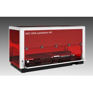 Isolamento do ADN, instalação do PCR, robô de manipulação líquido