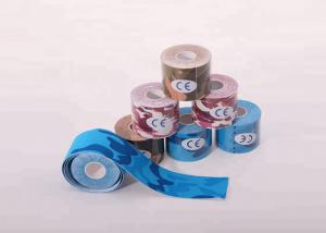 China Good Quality Low Price safe  cotton custom printed kinesiology tape on sale