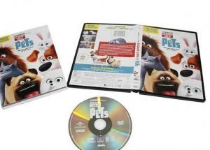 China Blu ray Cartoon DVD Box Sets Ultra HD Video With English Subtitle on sale