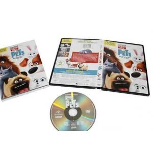 China Blu ray Cartoon DVD Box Sets Ultra HD Video With English Subtitle on sale