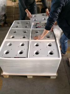 China 2500Ah Sealed Lead Acid Batteries , Long Cyclic Type Lead Acid Gel Battery 2V on sale