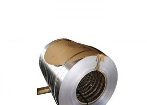 China Silver Color Customized Aluminum Sheet Coil Stock Thickness For 0.5-4.0mm on sale