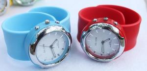 China Quartz analog slap watch on sale