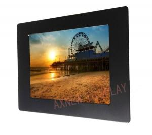 China 10.4 Inch Industrial Capacitive Touchscreen Monitor Panel Mount with 800x600 Resolution on sale