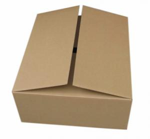 China OEM Custom Corrugated Carton Box Packaging Waterproof Offset Printing Handling on sale