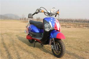 China Lady Electric Moped Scooter 1000w 1500w 2000w With 72V 20Ah Silicone Battery on sale