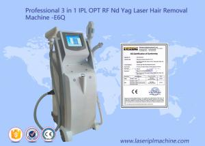 China 2500W RF Shr Hair Removal Machine With 10.4 Inch Touch Color Screen on sale