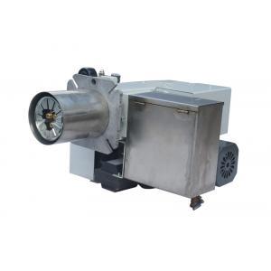 1200000 Btu / H Waste Oil Drip Burner Three Safe Protection CE Certification