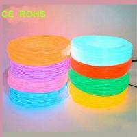 China high bright decorative el wire, el lighting wire, neon wire with multi colors on sale