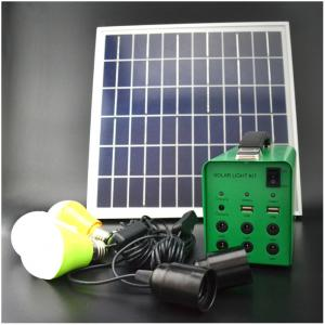 China 30w portable solar panel system for home on sale
